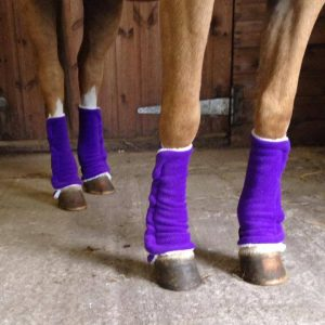 Small Pony Boots