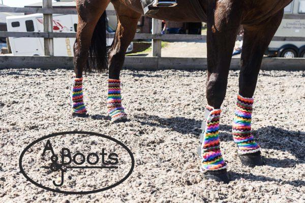 Tall Cob Boots